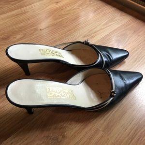 Salvatore Ferragamo mule sandals